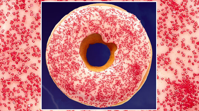 Dunkin' Introduces New Spicy Ghost Pepper Donut