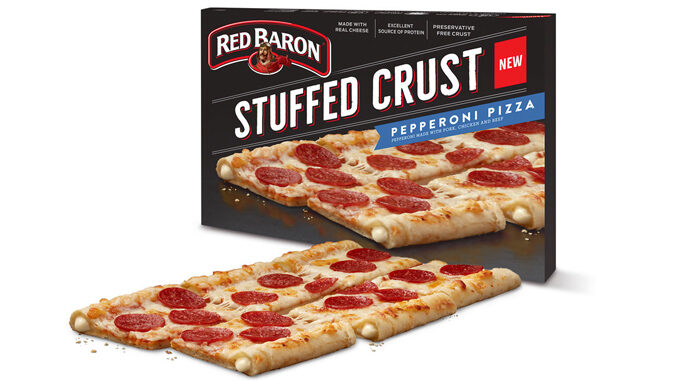 Red Baron Introduces New Stuffed Crust Pizza Lineup