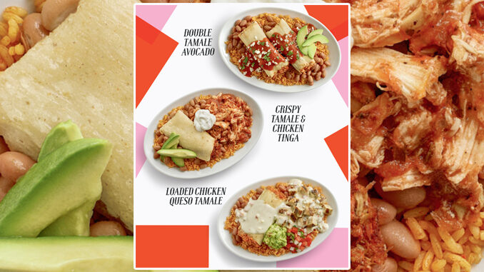 El Pollo Loco Launches New Line Of Holiday Tamale Bowls As Part Of Larger 2020 Holiday Menu