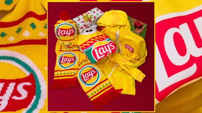Frito-Lay Debuts New Snack-Themed Holiday Sweaters In First-Ever Online Holiday Shop