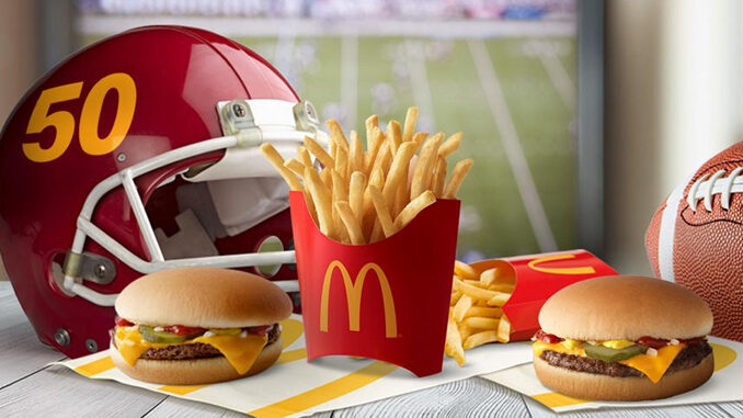 Here's What You Need To Know To Score Free Cheeseburgers For A Year From McDonald's