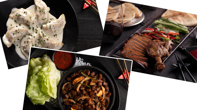 P.F. Chang's Introduces New Peking Duck As Part Of 2020 Holiday Menu