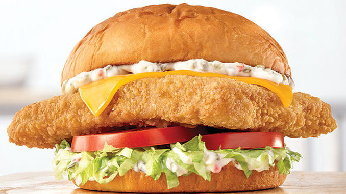 Arby's Brings Back King's Hawaiian Fish Deluxe And Crispy Fish Sandwiches
