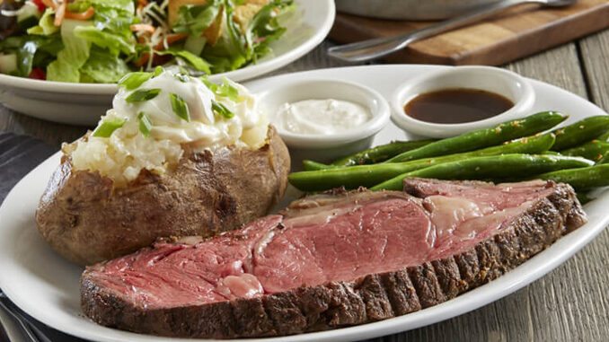 BJ's Welcomes Back Prime Rib On Weekends