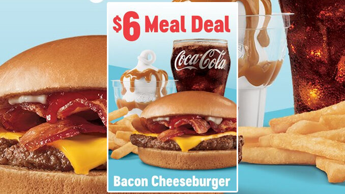 Dairy Queen Puts Together New $6 Bacon Cheeseburger Meal Deal