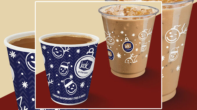 Jack In The Box Pours New Salted Caramel Mocha Beverages