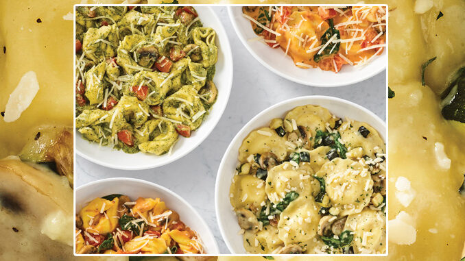 Noodles & Company Is Testing New Ravioli And Tortelloni Dishes At Select Locations
