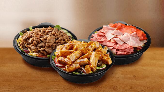 Subway Unveils New Protein Bowls