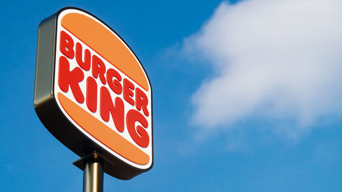 Burger King Reveals New Logo As Part Of Massive Rebranding Campaign