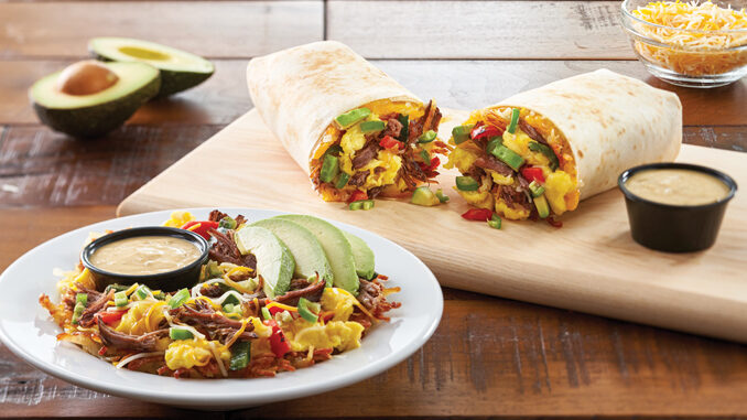 IHOP Adds New Signature Burritos & Bowls Collection