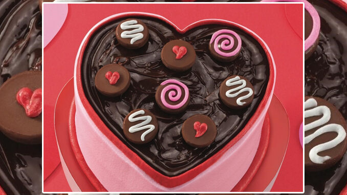 Baskin-Robbins Introduces New Box Of Chocolates Cake, Welcomes Back Love Potion #31 Ice Cream