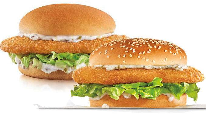 Beer-Battered Fish Sandwiches Arrive At Carl's Jr. And Hardee's On February 17, 2021