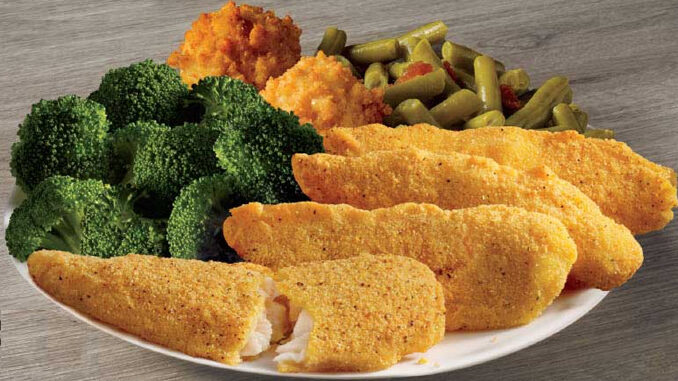Captain D's Welcomes Back Southern-Style Fish Tenders As Part Of 2021 Lent Promotion