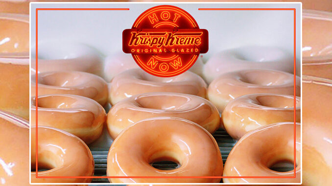Krispy Kreme Offers $5 Original Glazed Dozens During All Hot Light Hours For A Limited Time