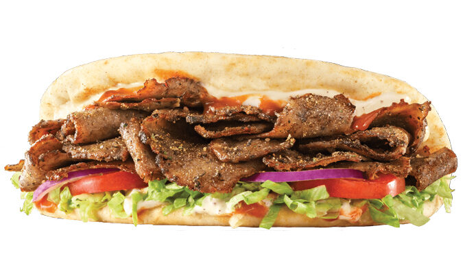 Arby's Adds 3 Gyro Options To 2 For $6 Everyday Value Menu