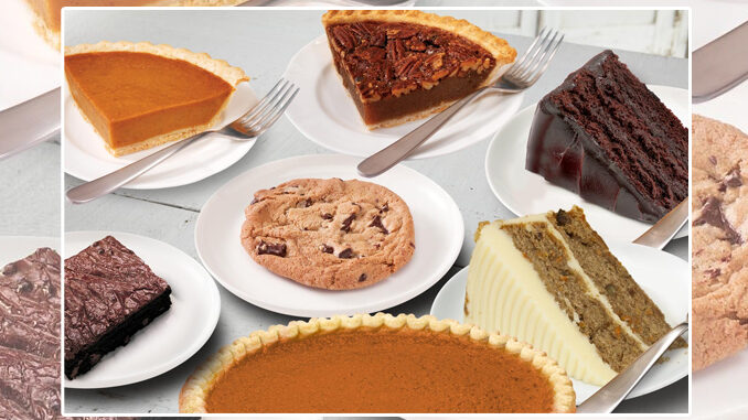 Boston Market Offers $1 Desserts Deal For A Limited Time