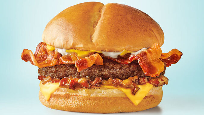 Sonic Reveals New Bacon Jam Cheeseburger