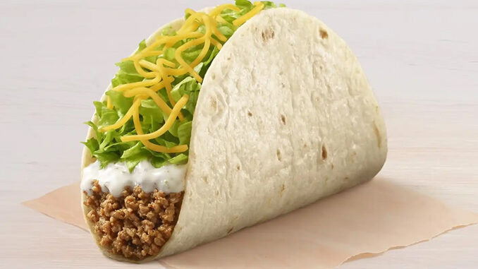 Taco Bell Tests $1 Spicy Tacos In Columbus, Ohio