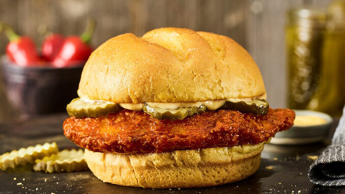 Free Scorchin' Hot Crispy Chicken Sandwiches For Firefighters At Smashburger On May 4, 2021