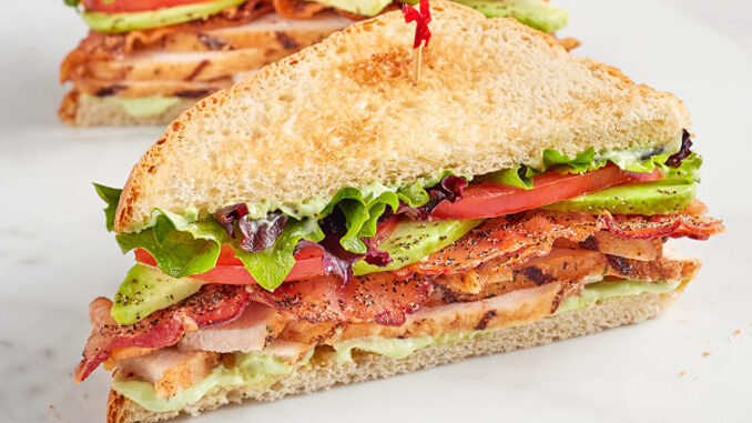 McAlister's Introduces New Chicken Avocado BLT Sandwich, And Salad