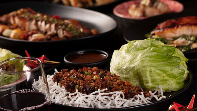 P.F. Chang's Launches New Menu For Mother's Day, Graduation And Father's Day Celebrations