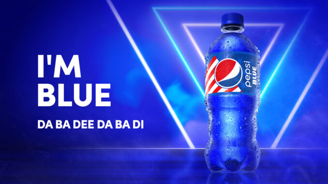 Pepsi Blue Is Returning In May 2021