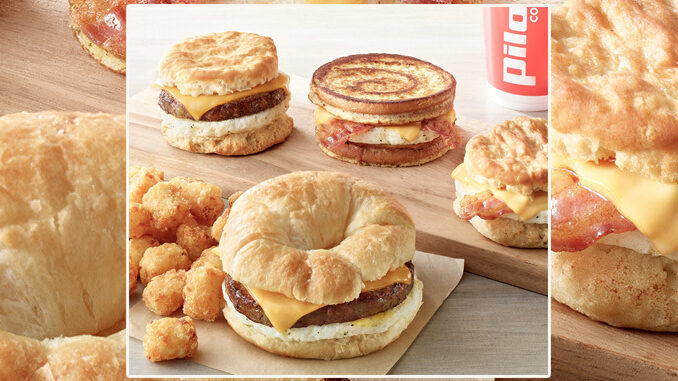 Pilot Flying J Launches New Line Of Premium Breakfast Sandwiches