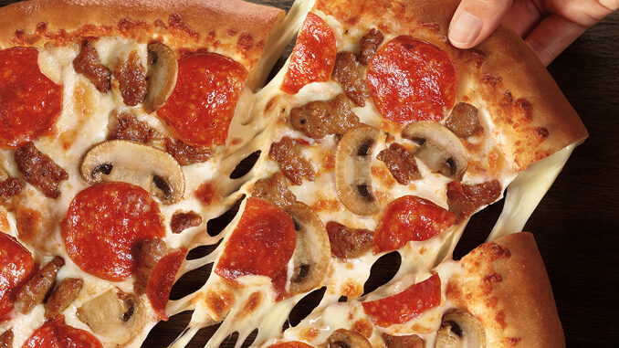 Pizza Hut Brings Back $11.99 Large 3-Topping Stuffed Crust Pizza Deal