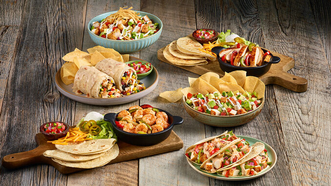 Ruby Tuesday Launches New 2021 FreshMex Spring Menu