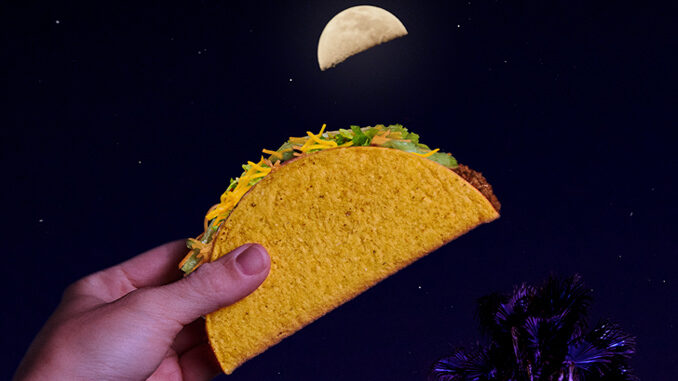 Taco Bell Is Giving Away Crunchy Tacos On May 4, 2021