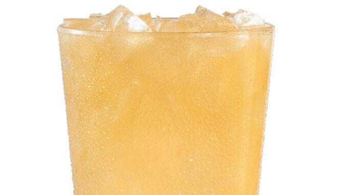 Wendy's Adds New Pineapple Mango Lemonade