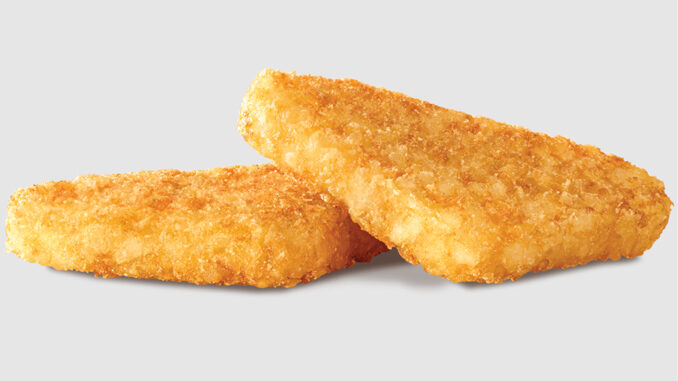 Arby's Quietly Discontinues Potato Cakes