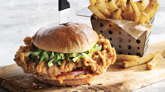 Chili's Introduces New Hand-Breaded Chicken Sandwich