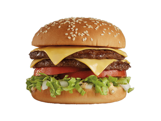 Del Taco Offers Buy One Get One Free Double Del Cheeseburger In The App On May 28 2021.