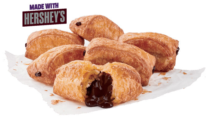 Jack In The Box Launches New Chocolate Croissant Bites