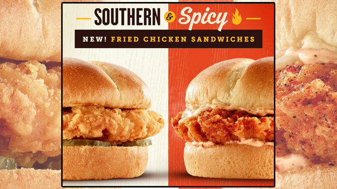 Pilot Flying J Introduces New Southern Chicken Sandwich And New Spicy Chicken Sandwich