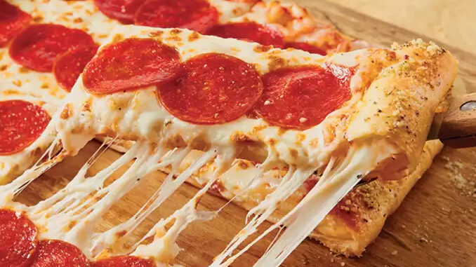 Pizza Inn Offers Unlimited Stuffed Crust As Part Of 'All You Can Eat Buffet'