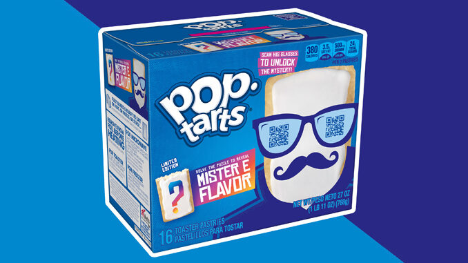 Pop-Tarts Releases First-Ever Mystery Flavor With A Chance To 'Win Big'