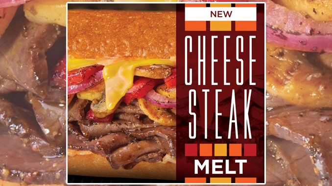 Togo's Assembles New Cheese Steak Melt In Celebration Of 50th Anniversary