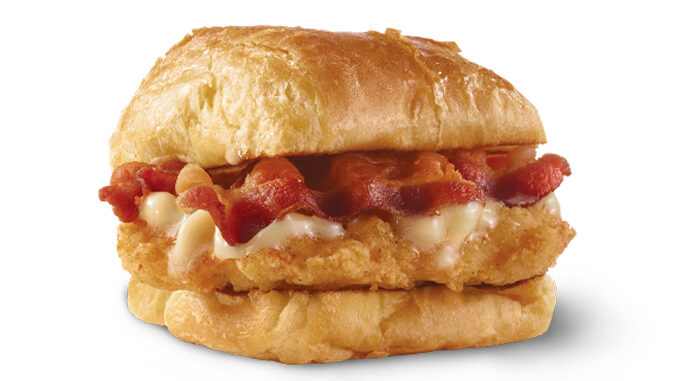 Wendy's Offers Free Maple Bacon Chicken Croissant With Any Breakfast Purchase In The App Through May 9, 2021