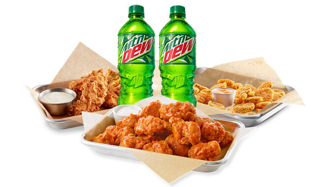 Buffalo Wild Wings Puts Together New Dew & Dubs Bundle