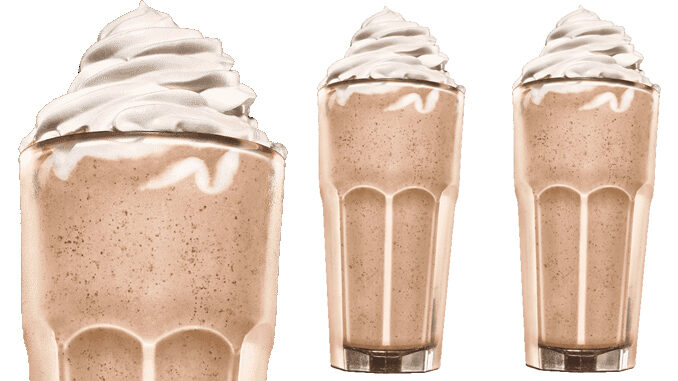 Burger King Tests New Hershey Pie Shake At Select Locations