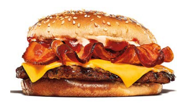Burger King Introduces New Single Bacon King Sandwich
