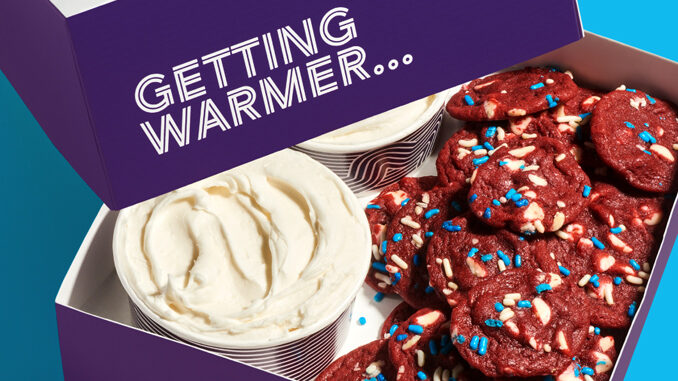 Insomnia Cookies Offers New Firecracker Lil' Dippers Through July 5, 2021