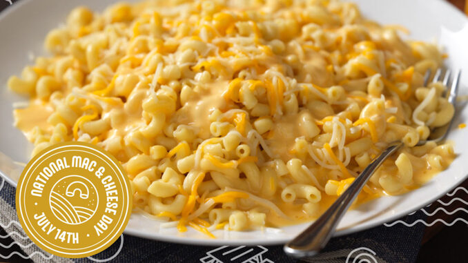 Noodles & Company Offers Rewards Members Free Mac & Cheese With Any Entree Purchase On July 14, 2021