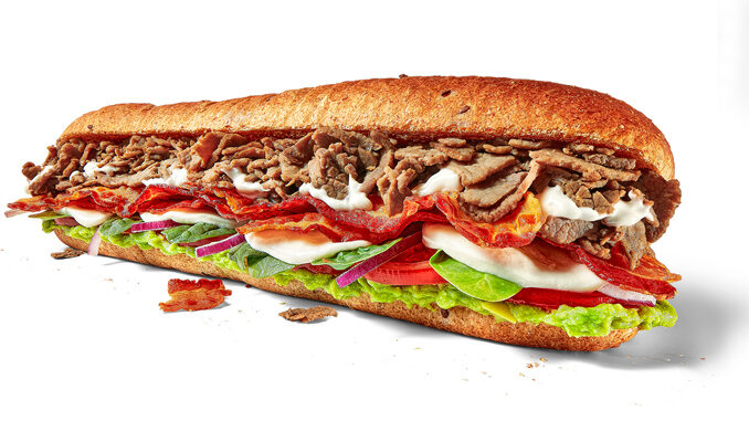 Subway Unveils Largest Menu Update In Brand's History With Sub Sandwich Giveaway On July 13, 2021