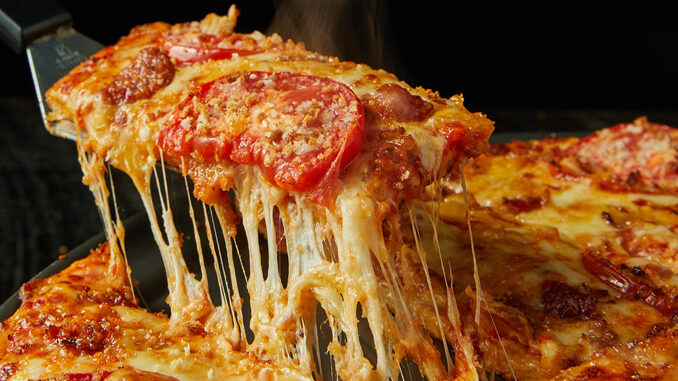 Donatos Introduces New Ultimate Grilled Cheese Pizza