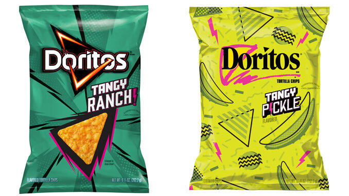 Doritos Introduces New Tangy Ranch – Welcomes Back Back Tangy Pickle
