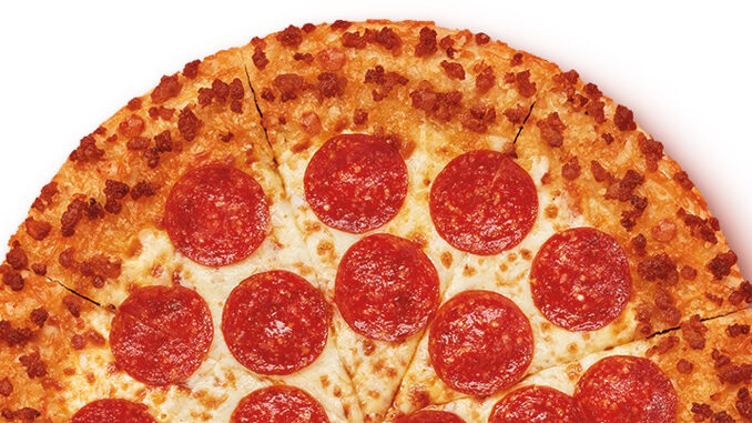 Little Caesars Bakes Up New Bacon Cruncher Pizza In Canada