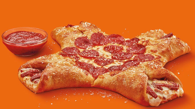 New Crazy Calzony Arrives At Little Caesars